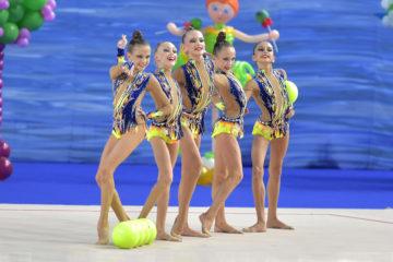 Польза художественной гимнастики для детей